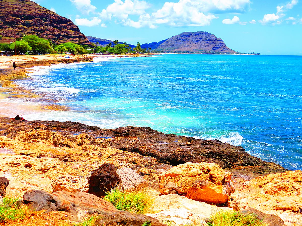 Pokai Bay: A Sacred Beach On Oahu