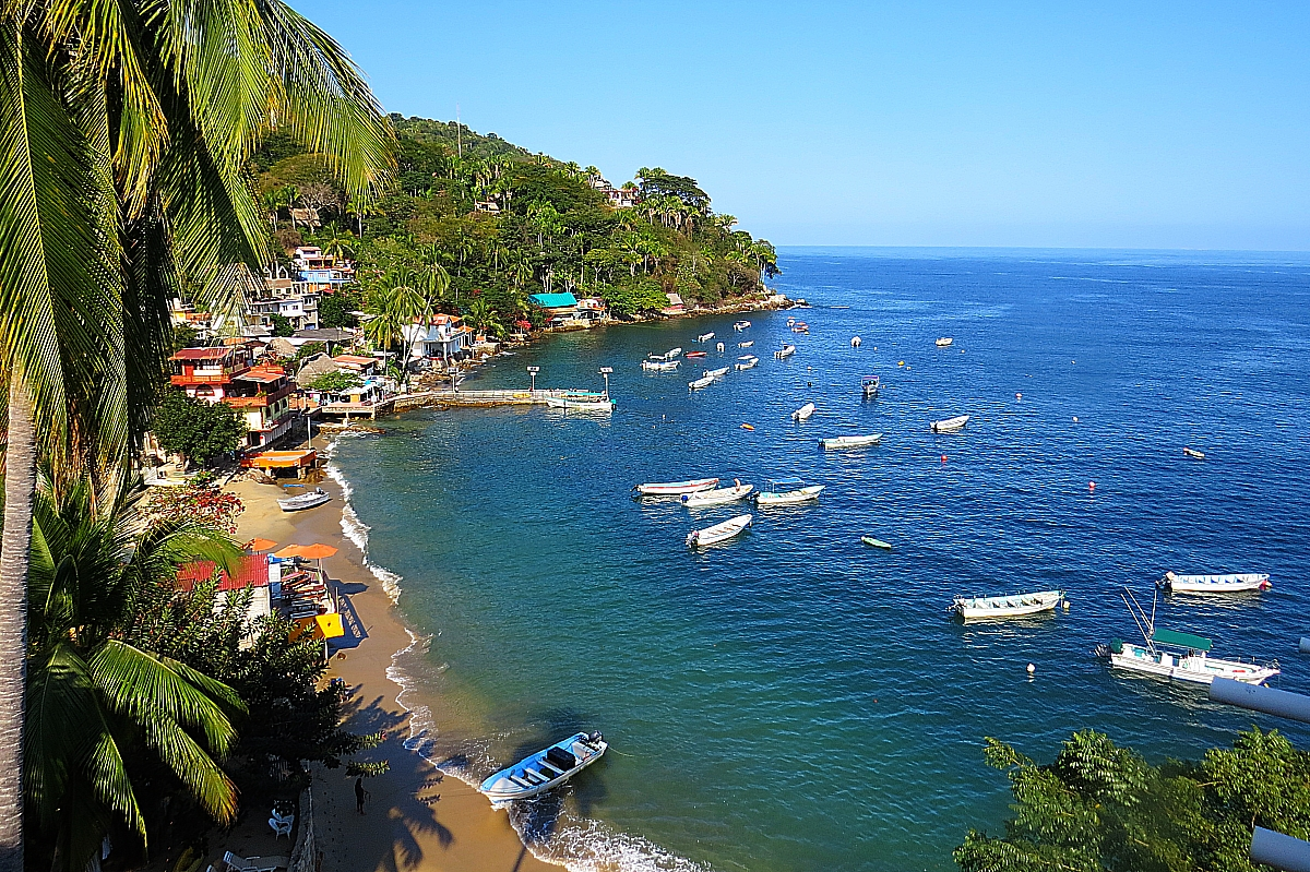 MiraMar: Stay In A Beach Casa In Yelapa, Mexico